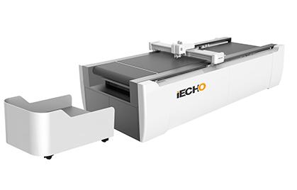 IECHO última máquina do tipo PK1209- Maior área de corte, melhor efeito de corte